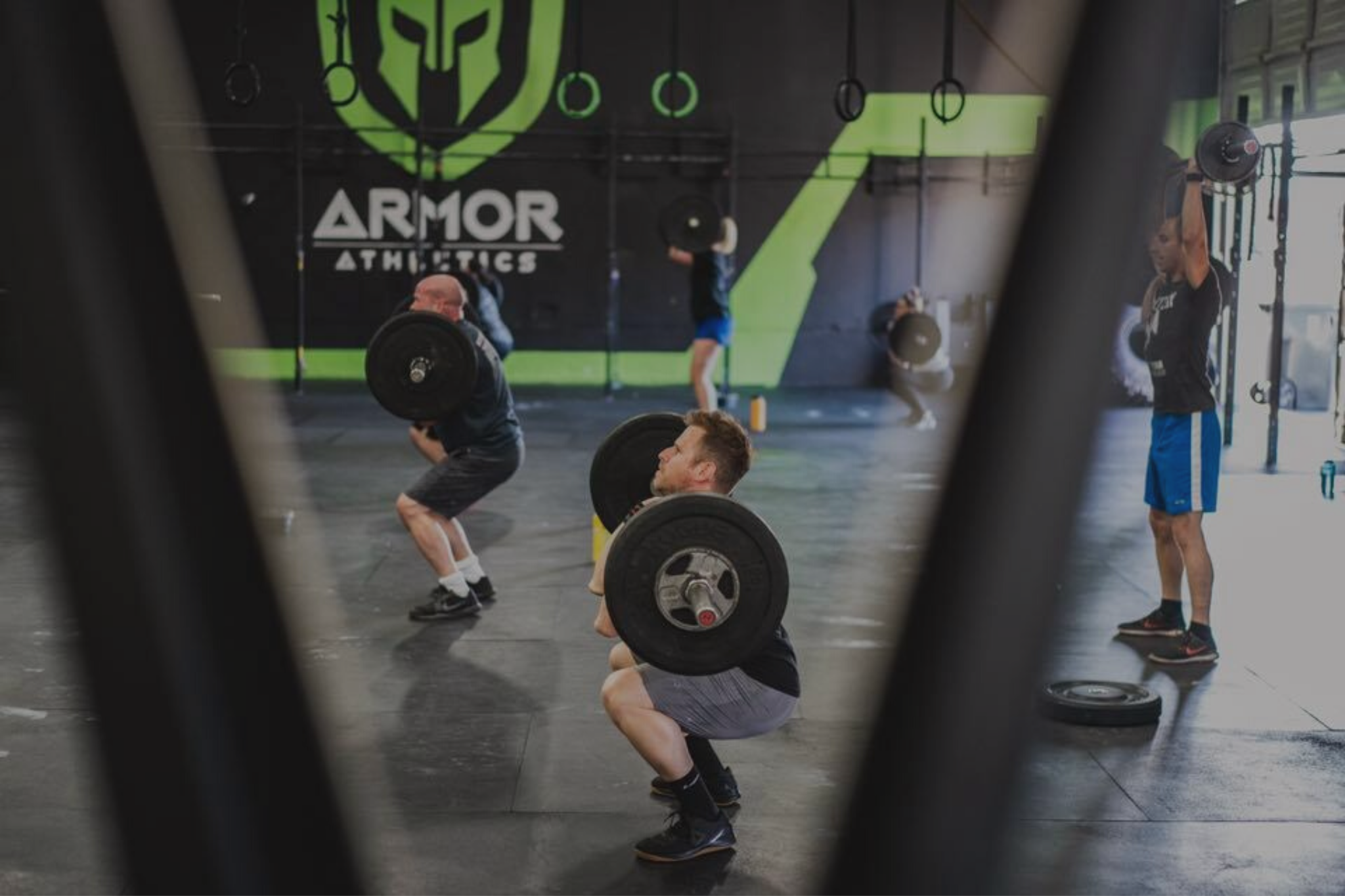 crossfit, thruster, class, training, workout, fitness, health, coaching, gym, tacoma