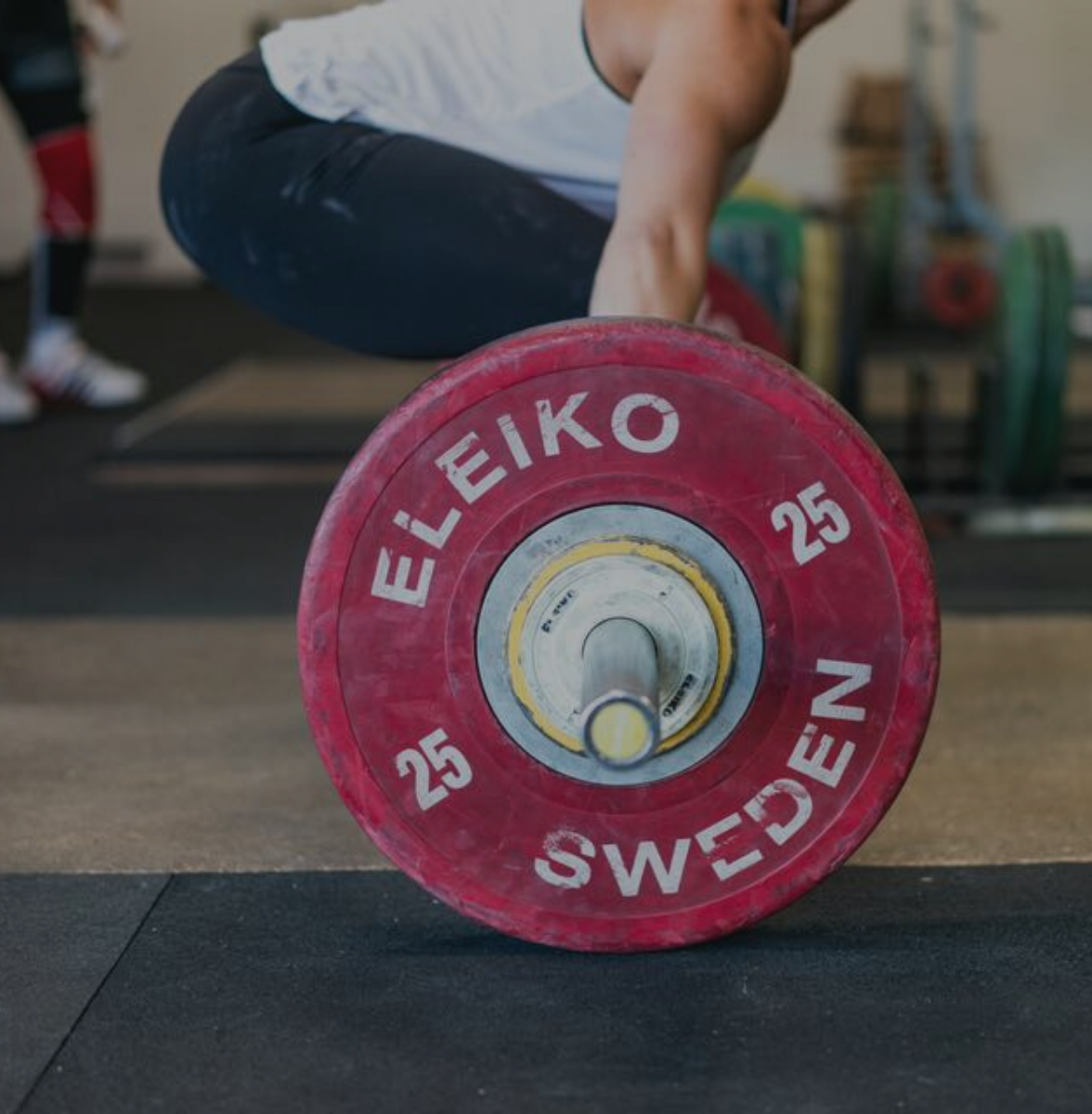 eleiko, olympic weightlifting, power clean, snatch, deadlift, athletics, armor, class, coaching, training